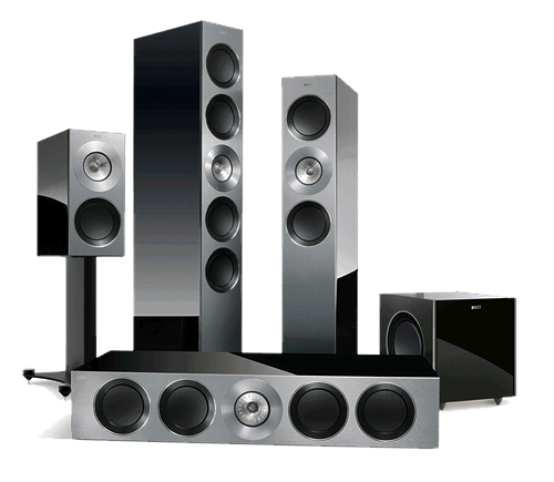New KEF Reference loudspeakers